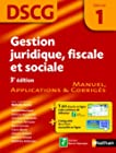 Gestion juridique, fiscale et sociale
