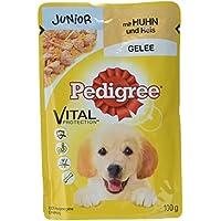 Bolsita para Perros Cachorros Pollo y Arroz - [Pack de 24]