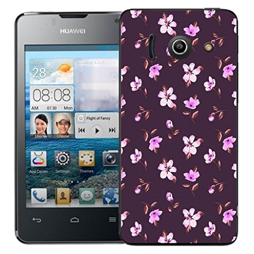 new-huawei-ascend-y300-clip-on-hard-case-cover-bumper-decorative-floral-pattern-by-mobile-case-mate