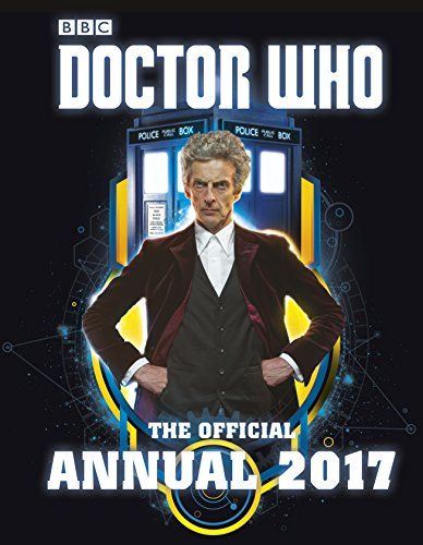 Doctor Who: The Official Annual 2017 por Various