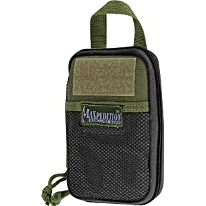 51o31cI30lL. SS300  - Maxpedition Mini Pocket Organizer (OD Green)