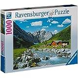 Ravensburger 19216 - Österreichische Berge - 1000 Teile Puzzle