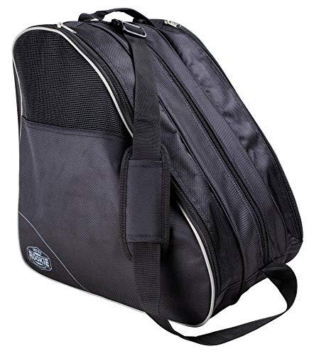 Rookie Compartmental Boot Bag Tasche für Rollschuhe und Schlittschuhe schwarz schwarz, Standard -