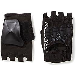 Powerslide Handgelenkschützer Race Glove - Muñequeras, color negro, talla XXS