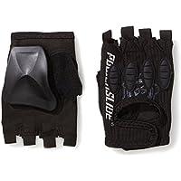 Powerslide Handgelenkschützer Race Glove - Conjunto de protecciones, color negro, talla XL