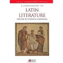 A Companion to Latin Literature