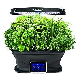 Wei/ß AeroGrow Harvest Slim Gartenset