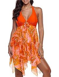 8405af1c2165 Amazon.it  Rosa Nera - Costumi interi   Mare e piscina  Abbigliamento