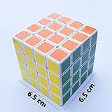 J GO Magic Speed Cube, Multi Color ( 4x4x4 )