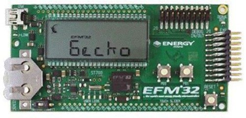 GECKO, EFM32, J- LINK, STARTER KIT EFM32-G8XX-STK By SILICON LABS