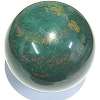 Hervorragende 254Gramm Blutstein 58mm Kugel crystal Healing Feng Shui positive Energie Reiki Home Office Geschenk... preisvergleich bei billige-tabletten.eu