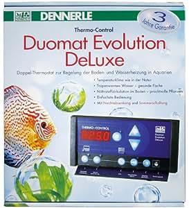 Dennerle Thermomètre pour Aquariophilie Duomat Evolution Deluxe