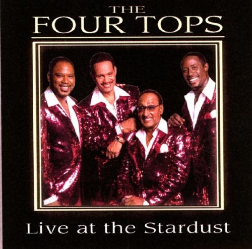 Four Tops Live - Tops-live Four
