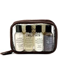 John Masters Organics Essential Travel Kit, 1er Pack (1 x 120 ml)