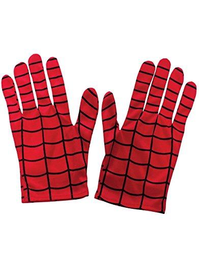 Spiderman Kostüm Zubehör, Kinder (Handschuhe Kinder Kostüme Spiderman)