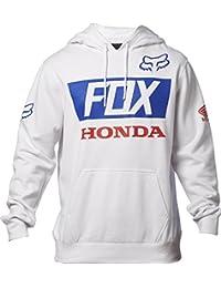 Fox - - Honda Pull à capuche de base pour hommes