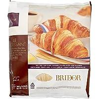 Bridor de France Croissants zum Aufbacken 6 Stück, 360 g (Tiefgefroren)