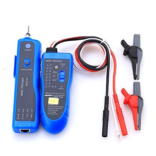 nf-889Multifunktional Test Kabel Detektor RJ11RJ45Draht Tongenerator Netzwerk LAN Cable Checker Tracker Tester Werkzeug - Wire Locator