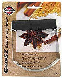 Norpro GRIP-EZ Pastry Blender, Silver