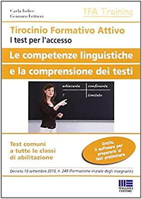 Tirocinio formativo attivo. Le competenze linguistiche e la comprensione dei testi
