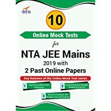 Disha Publication 10 Mock Tests for NTA JEE Mains 2019 Examwith 2 Past Online Papers (Email Delivery in 2 Hours - No CD)