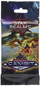 White Wizard Games Blanco Asistente Juegos LLC 002Star Realms-Gambit BD