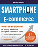 Smartphone E-commerce: Your step-by-step guide for building world-class smartphone e-commerce stores (Black/White)