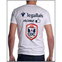 CBC Caen Nation Legallais T-Shirt Mixte