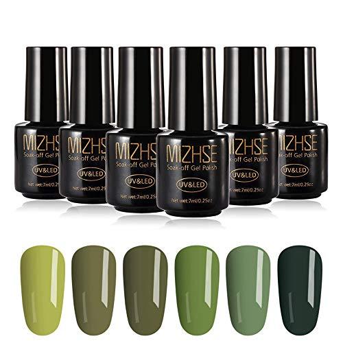 Mizhse - Esmalte de uñas de gel UV