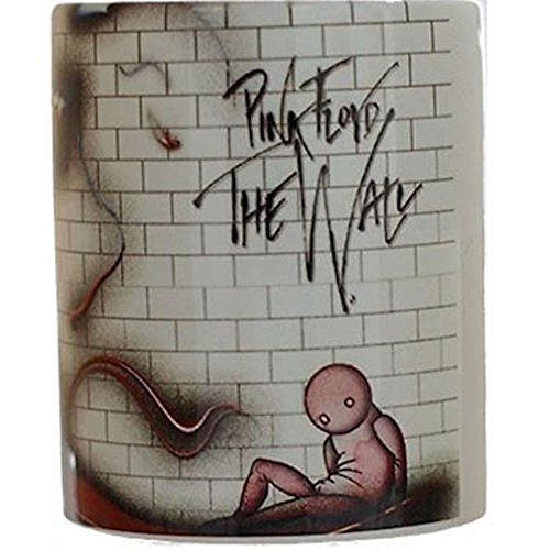Tazza Pink Floyd mug gadget the wall merchandising