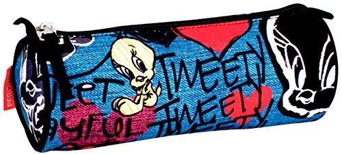 Perona 53657 Tweety Estuches, 22 cm, Multicolor