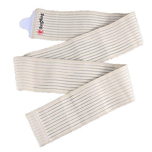 VCB Elastic Sweatband Sports Gym Headband Anti-Slip Breathable Bandage for Knee - Skin Color