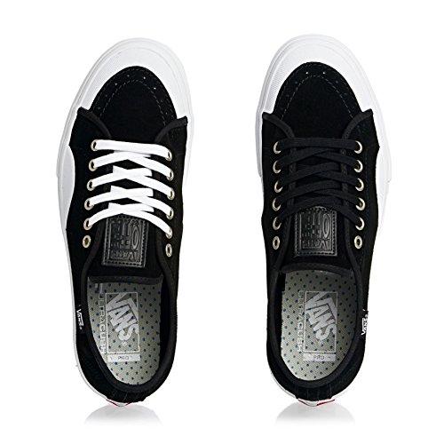 Herren Skateschuh Vans Av Classic Skate Shoes Rubber Black