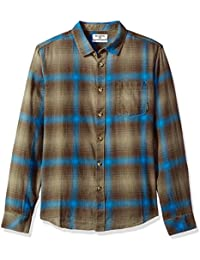 Billabong Men's Freemont Flannel