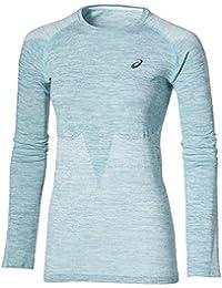 Asics Seamless Women's T-shirt Course à Pied - AW16