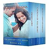 The January Cove Series: Books 6-8 (English Edition)