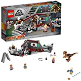 LEGO  Jurassic World  Jagd auf den Velociraptor 75932 Dinosaurier-Set