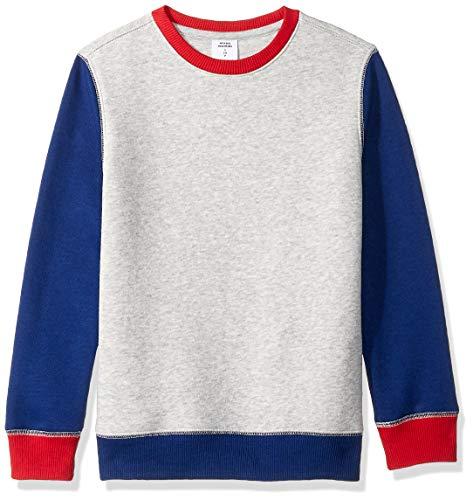 Amazon Essentials Men's Crew Neck Sweatshirt