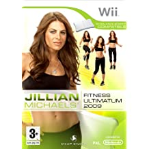 Jillian Michaels fitness