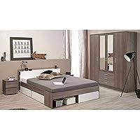 Suchergebnis auf Amazon.de für: Schlafzimmer Komplett - 160 ...