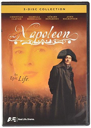 Preisvergleich Produktbild Napoleon (TV Miniseries) (3-Disc Collector's Edition)