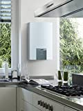 Vaillant 0010016029 Caldabagno Turbomag 14-2/0-5 H Erp, Bianco