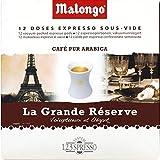 Malongo - Doses De Café Pur Arabica, Espresso - 78G - Prix Unitaire - Livraison...
