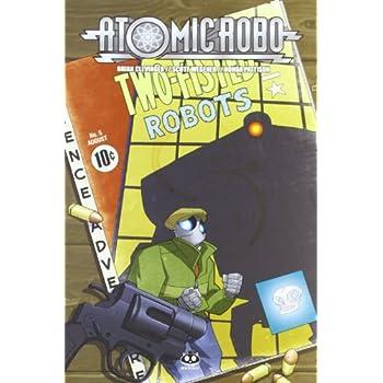Atomic Robo: 5