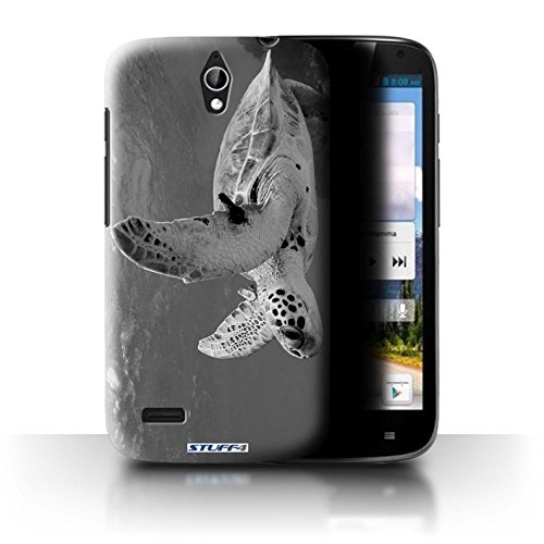 Stuff4® Hülle/Hülle für Huawei Ascend G610 / Schildkröte Muster/Zoo-Tiere Kollektion