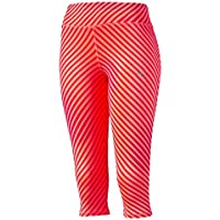 Puma Graphic 3/4 Tight W Abbigliamento Running, Rosa, M