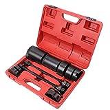 Hinterachsbuchsen Spezialwerkzeug Buchsen Werkzeug Abzieher für E31 E32 E34 E38 E39 E53 E60 E65 E66