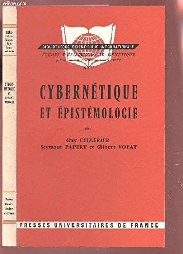 Cybernetique Et Epistemologie