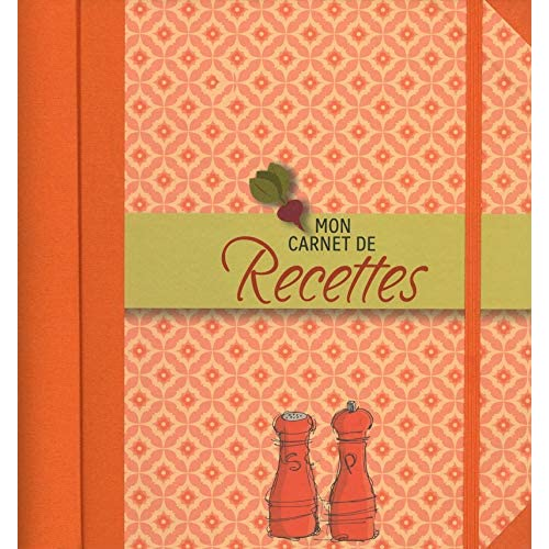 Mon carnet de recettes