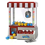 Toydaloo Home Claw Grabber Classic Arcade Game with Lights, Sounds and Non-Stop Action